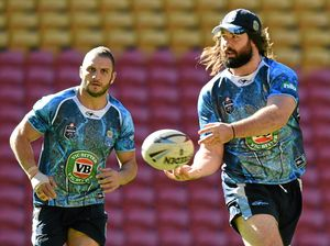 Aaron Woods talks up respect for Maroons