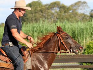 Horseman Guy McLean ready to return to Susan River