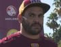 VIDEO: Surprise visitor to Maroons' Gold Coast training
