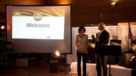 Vana Childcare Ministries 10th anniversary gala dinner.