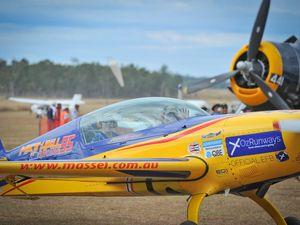 Red Bull pilot leaves man speechless at Raglan air show: video