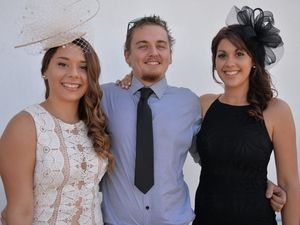 Were you snapped at Mackay's Amateur Race Day?