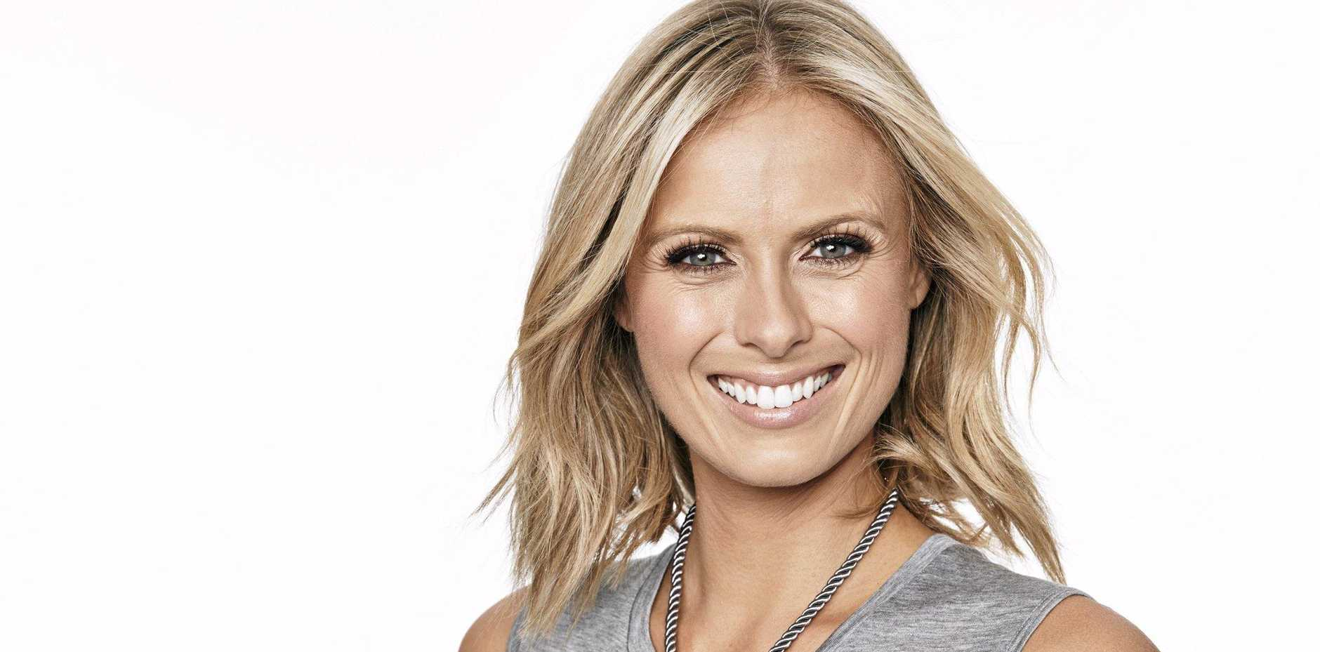 Today show newsreader Sylvia Jeffreys. Supplied by Channel 9.