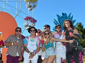 Police, punters praise Big Pineapple Music Festival