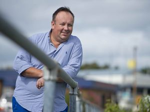 Businessman's bid to boost confidence in Gladstone