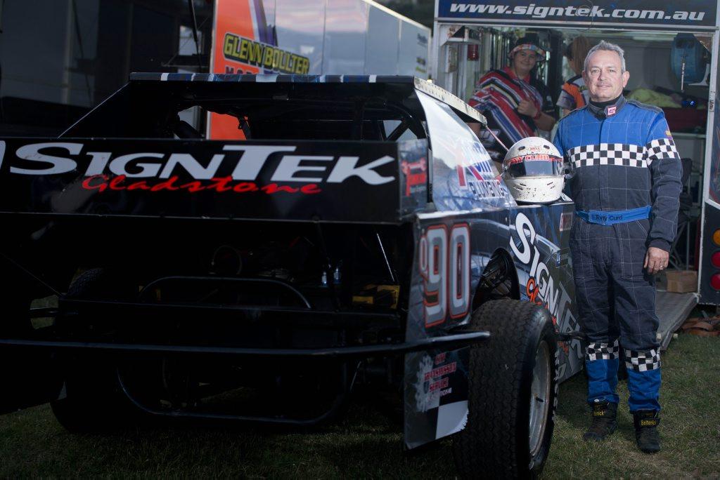 Tony Curt loves the sport