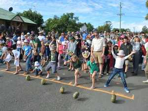Visitors roll up to Goomeri Pumpkin Festival