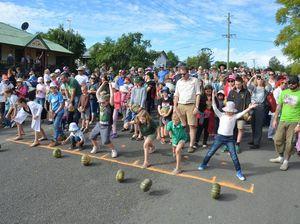 Thousands roll in for Goomeri Pumpkin Festival