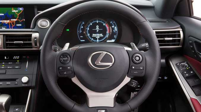 2015 Lexus IS 200t F Sport