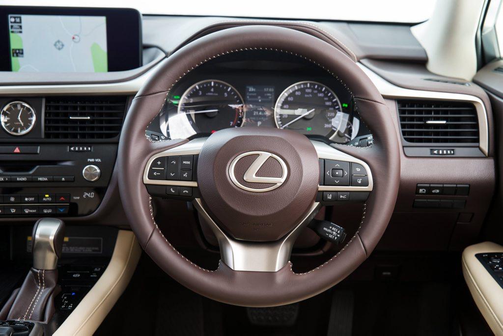 2015 Lexus RX 200t Luxury