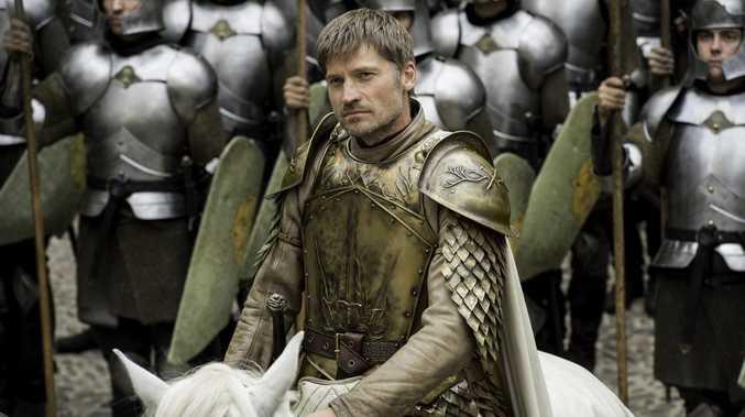 Nikolaj Coster-Waldau in a scene from season six episode six of Game of Thrones.
