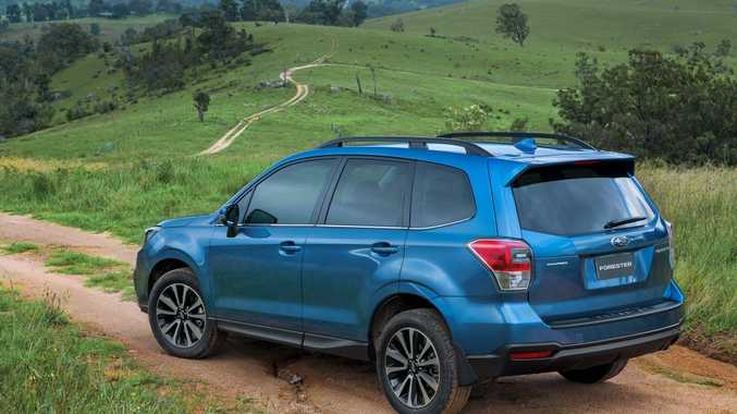 2016 Subaru Forester 2.5i-S. Photo: Contributed.