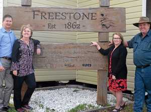Historic Freestone hall granted $34,000 for facelift