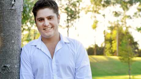 Bradley Trussell will be contesting the seat of Ipswich West.