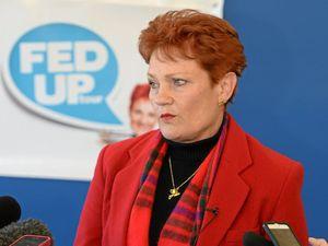 Pauline Hanson in Nambour tonight
