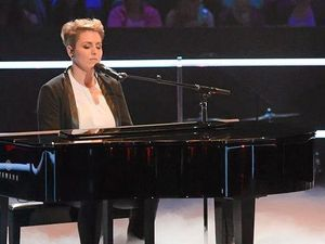 Kim's journey continues on The Voice