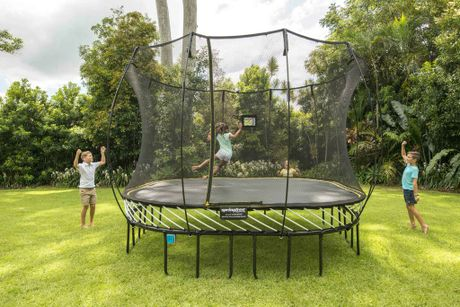 The Springfree Trampoline featuring tgoma.