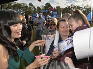 Dami Im welcomed home after Eurovision