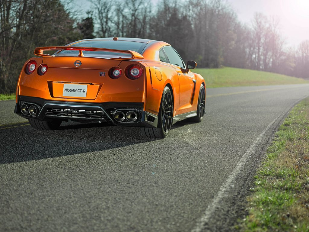 2017 Nissan GT-R. Photo: Contributed
