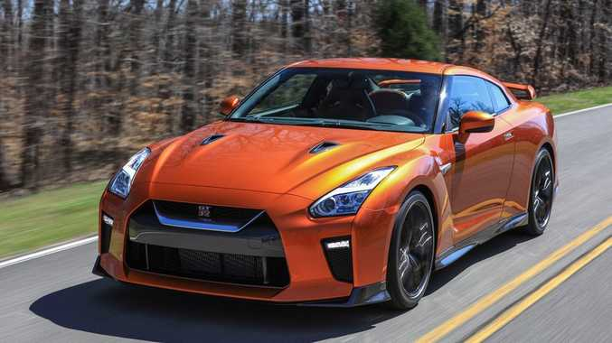 GODZILLA: Nissan's revised GT-R supercar confirmed to arrive in Australia this September with more power and revised styling, cabin and chassis. NISMO details land too.