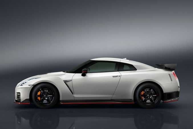2017 Nissan GT-R NISMO. Photo: Contributed