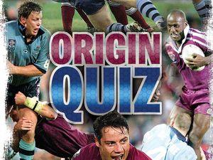 Take our State of Origin quiz