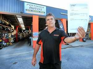 Licence fees breakdown for mechanics