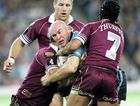 Casino product Ben Kennedy when he last played in the State of Origin series in 2005 with the NSW Blues.