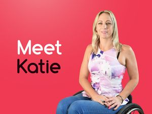 Meet our mummas: Katie