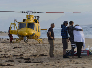 Surfer critical after losing leg in shark attack