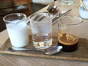 Hipsters 'take it too far' with deconstructed coffee