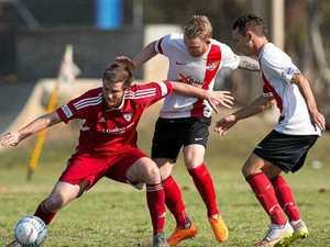 Whitsunday FC on on premiership run