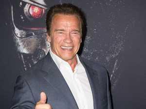 Arnold Schwarzenegger takes swipe at Trump over ratings