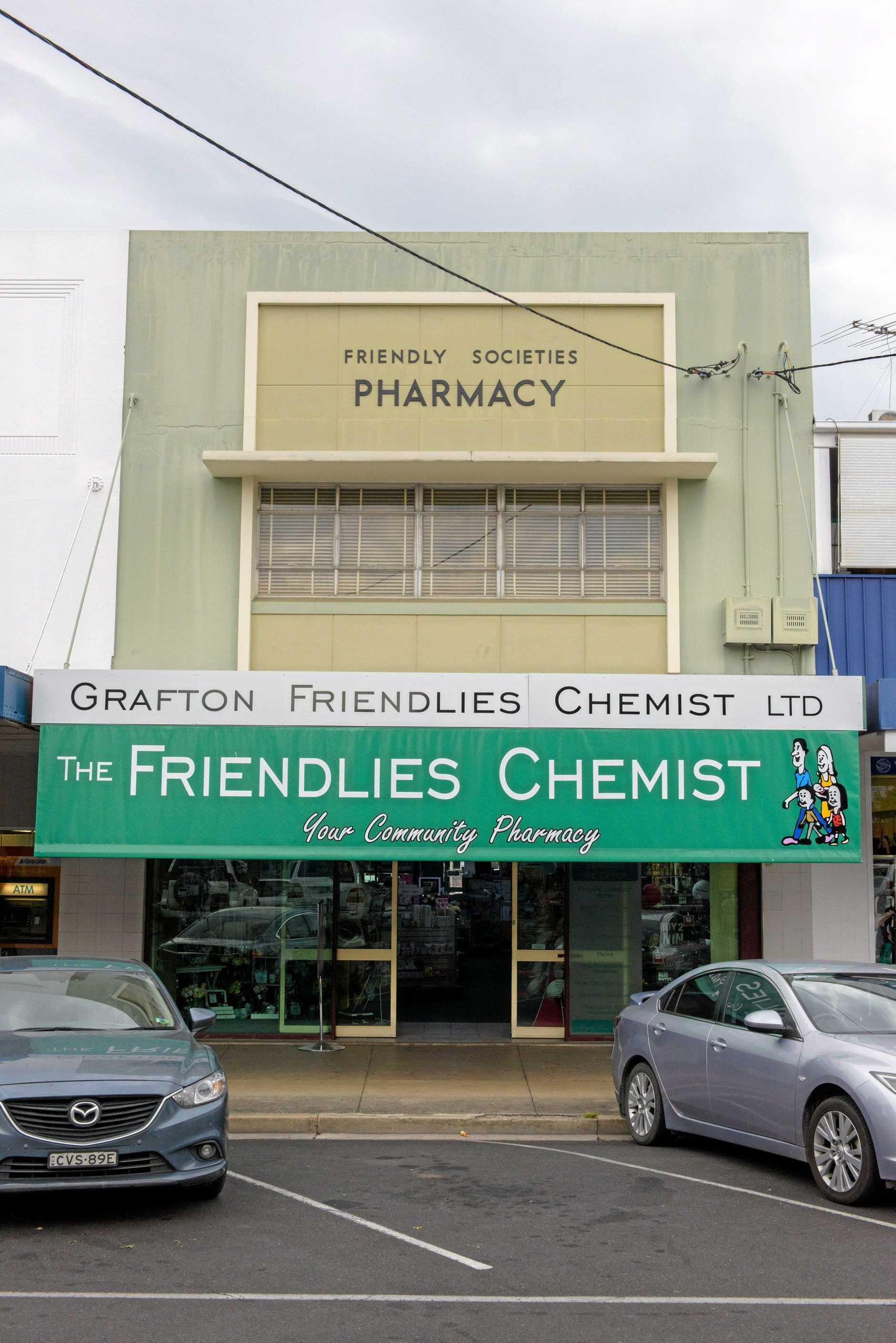 The Friendlies Chemist, Grafton.