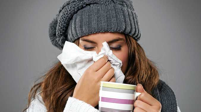 SICK OF IT: Have you been struck down by the seasonal coughs and colds sweeping the Coast at the moment?