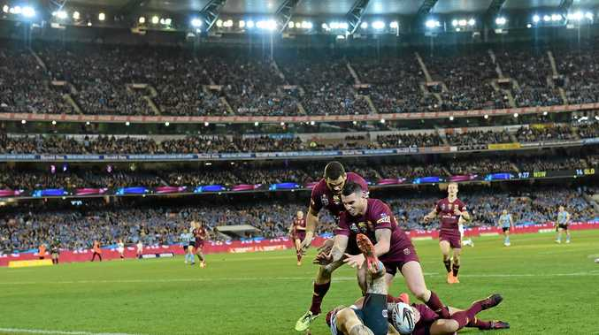 The MCG should be used as a neutral venue for Origin.