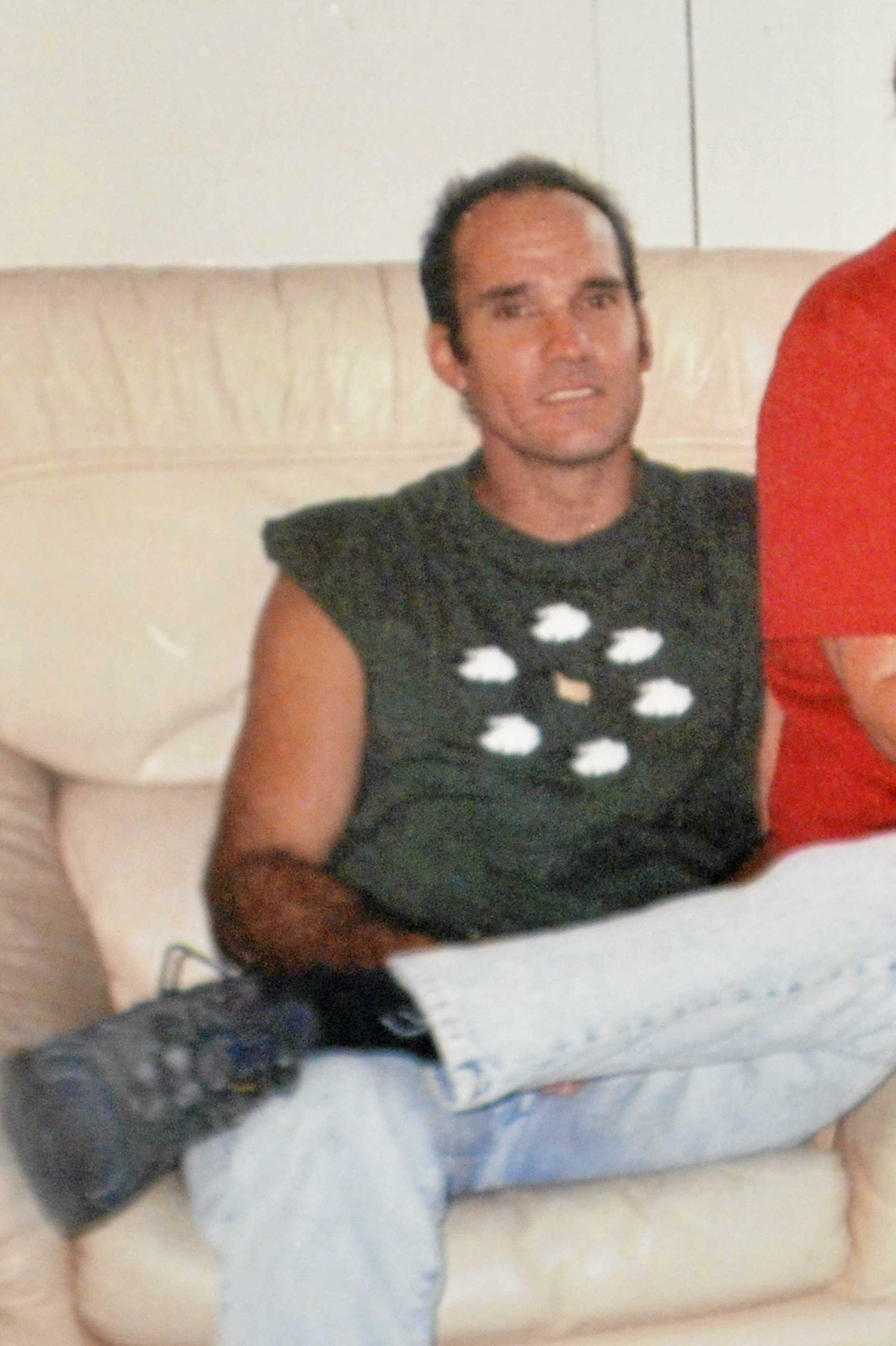 Remains found recently are thought to be those of Darrell Simon.