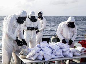 Australia seizes tonne of heroin off African Coast