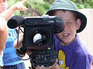 Scene set for a Monto future filmmaker