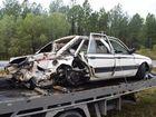 Highway crash prompts wet weather plea