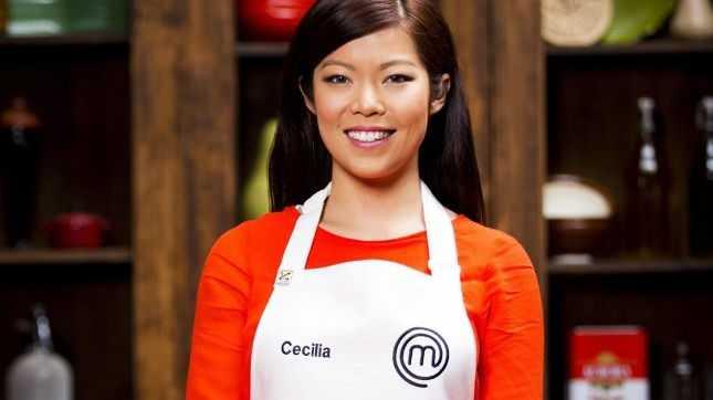 MasterChef Australia contestant Cecilia Vuong.