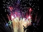 COLOURS: Spectacular fireworks will light up the sky.