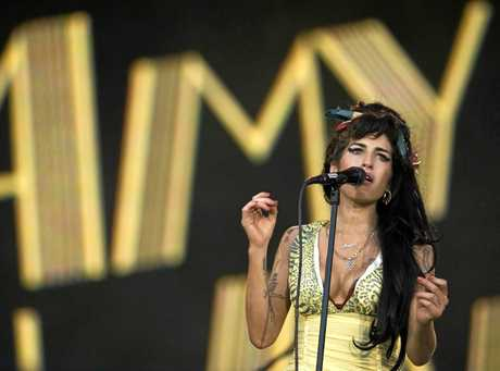 Amy Winehouse was incredibly talented.