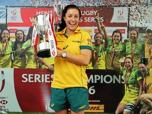 Cherry and Aussie girls head to Rio Games with title