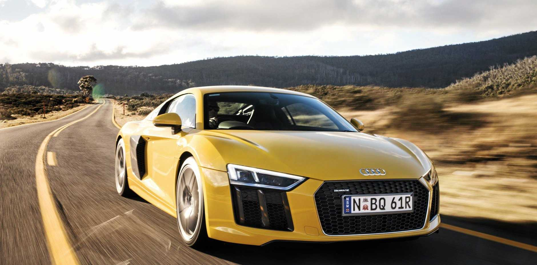 The 2016 Audi R8 V10 has arrived priced from $354,900.