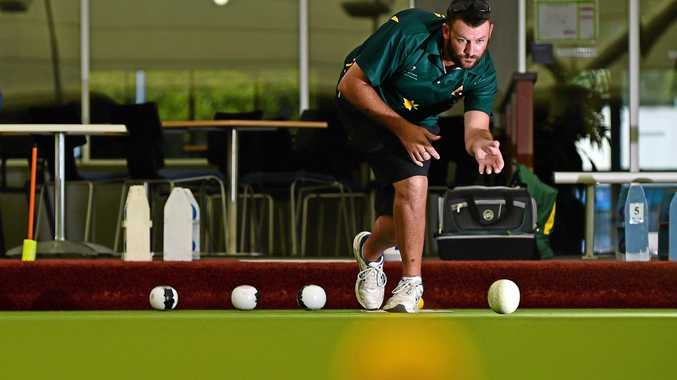 WARMING UP: International bowls is set to warm the winter chills over the next three months.