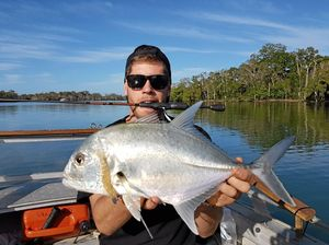 Chasing trevally in our estuaries