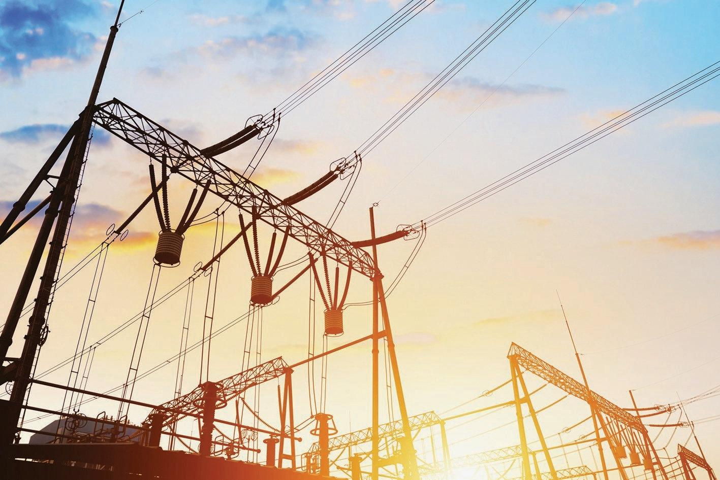 High Voltage electric substation with transformers came at a huge cost