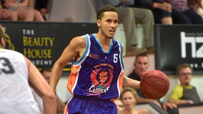 STAR: Phoenix Clippers coach Warwick Meehl wants to get Jorden Page to the NBL or playing in Europe.