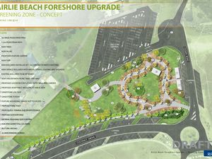 Plans proposed for foreshore revitalisation